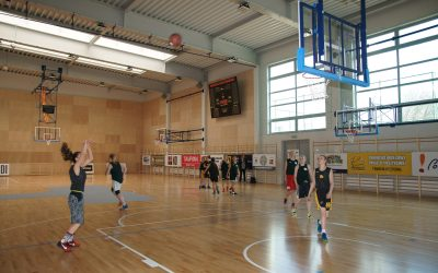 EUROPEAN YOUTH BASKETBALL LEAGUE W CZŁUCHOWIE
