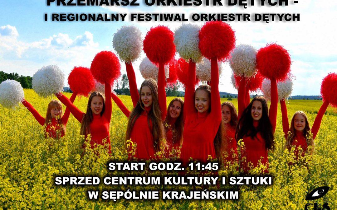 REGIONALNY FESTIWAL ORKIESTR DĘTYCH