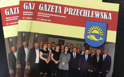 GAZETA PRZECHLEWSKA – NIEBAWEM WE WSZYSTKICH DOMACH