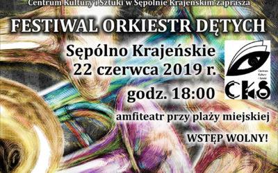 FESTIWAL ORKIESTR DĘTYCH W SĘPÓLNIE KRAJEŃSKIM